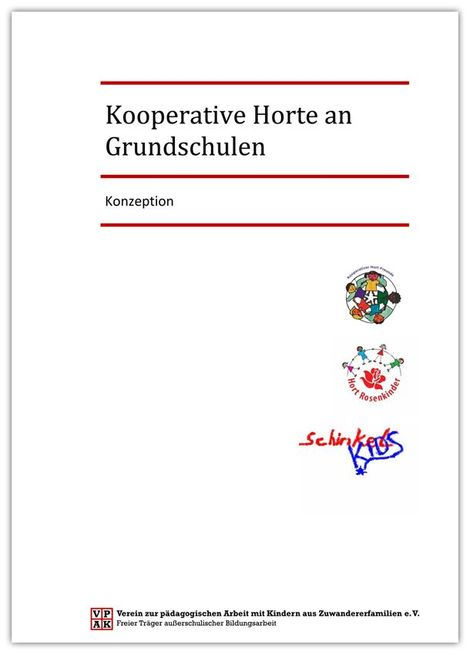 VPAK Konzeption Kooperative Horte Download PDF